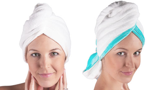 Bamlour™ Bamboo wet hair wraps