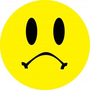 Sad Face - mine