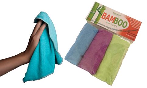 Bamlour™ Bamboo dish cloths