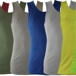 mens new singlet pack group - hooked on bamboo