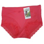 Bamboo undies - Hot Watermelon - hooked on bamboo