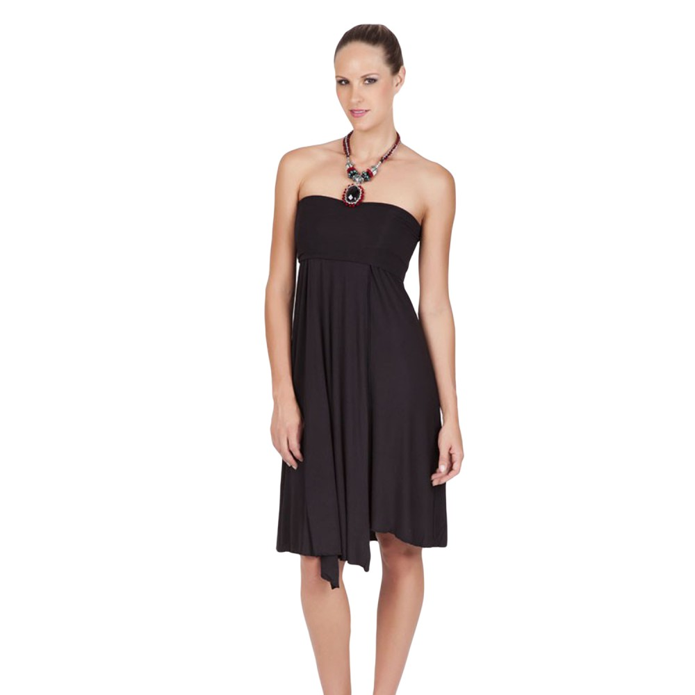 Sorrento Skirt-Dress - Black