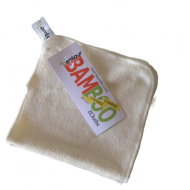 Bamboo Dust Buster Cloth - Hooked On Bamboo