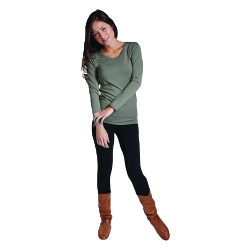 Bamboo Christina Long Sleeve - hooked on bamboo