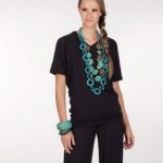 batwing top black - hooked on bamboo