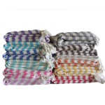 Bamboo Turkish Towel - Orion Style - Hooked On Bamboo